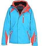 Winddicht Bergson Kinder Skijacke Silly atmungsaktiv Atmungsaktivit/ät: 12000 g//qm//24Std. wasserdicht Wassers/äule: 12000 mm warm