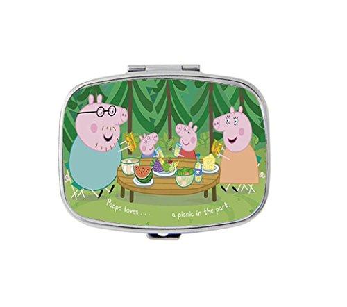 peppa-pig-custom-unique-silver-square-pill-box-medicine-tablet-organizer-or-coin-purse