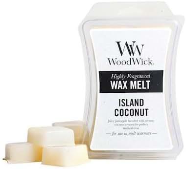 WoodWick Island Coconut Wax Melts