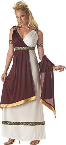 Roman Empress Adult Costume - (Roman Empire Costumes)