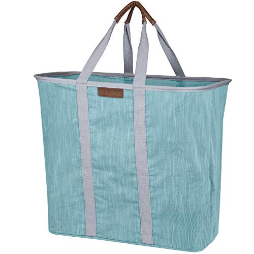 CleverMade Collapsible Laundry Tote Bag product image
