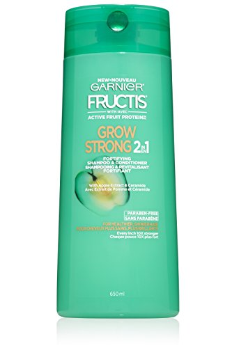 Garnier Fructis Grow Strong 2-in-1 Shampoo & Conditioner 22