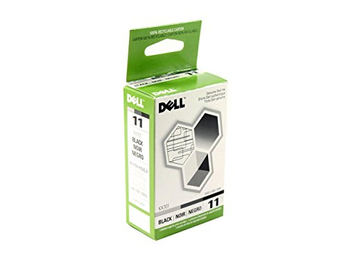 New Genuine Dell 11 Series 948 V505 V505w Black Single Unit Ink Cartridge DX514 0DX514 CN-0DX514