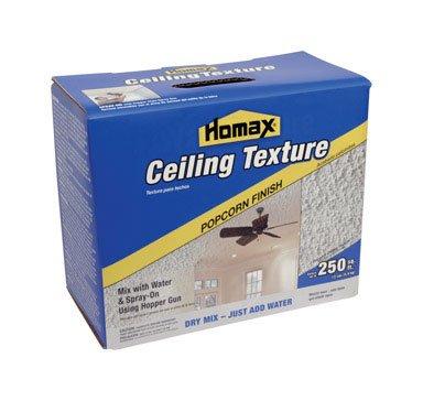 Ceiling Dry Mix Texture White, 13 lb, Popcorn Texture