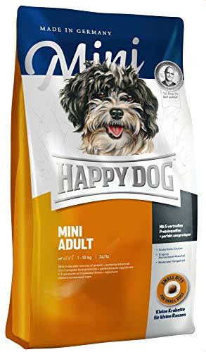 Happy Dog Hunde Futter Mini Adult, 1er Pack (1 x 300 g)