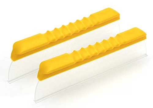 Superflex WaterBlade Two-Pack Bonus, Silicone T-Bar, 12 Inch Waterblade