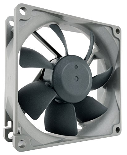 (Noctua NF-R8 redux-1800 PWM, 4-Pin, High Performance Cooling Fan with 1800RPM (80mm, Grey))