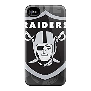 Fashion OFC1647cLbp Case Cover For Iphone 4/4s(oakland Raiders)