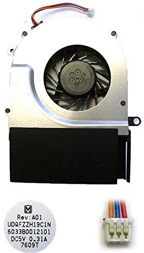 For Toshiba Qosmio F40-86DBL CPU Fan