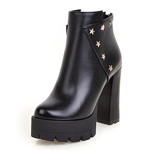 Fashion HeelAnkle Boots - Botas mujer negro