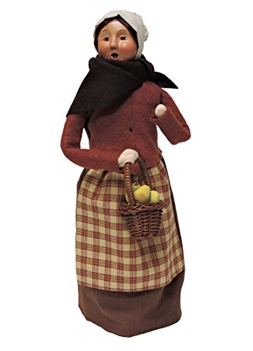 Byers' Choice Pilgrim Woman #5011B from the Thanksgiving - Byers Girl Choice
