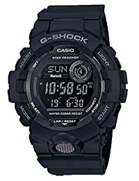 G-Shock Men's GBD-800-1BCR Black One Size