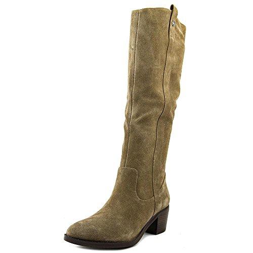 Boots Kimmee High Knee Fisher Light Brown 7 US Marc AnUTxWPqA