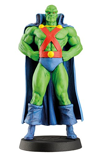 Eaglemoss DC Super Hero Collection #30 Martian Manhunter for sale  Delivered anywhere in USA