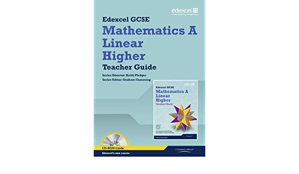 GCSE Mathematics Edexcel 2010: Spec A Higher Teacher Book (GCSE ...