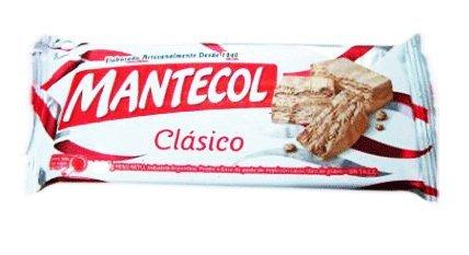 mantecol Clasico Peanut pegar con cacao Bar 110 gramos (Pack ...