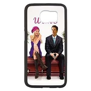 G3L92 Wake alta resolución cartel L0I2VH funda Samsung Galaxy S6 funda caja del teléfono celular cubren DK3ULM1EL negro