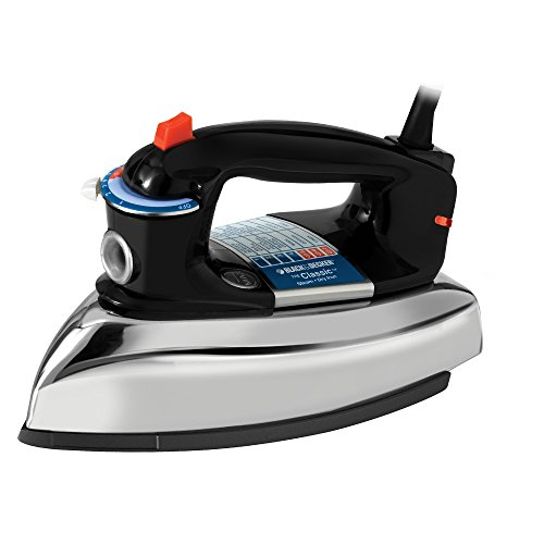 black-decker-f67e-classic-iron-with-aluminum-soleplate-black-silver