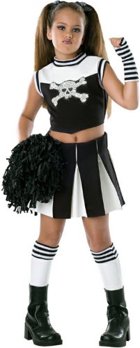 (Drama Queens Child's Bad Spirit Costume,)