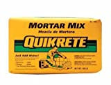 MORTAR MIX 40# QUIKRETE by QUIKRETE MfrPartNo 1102-40