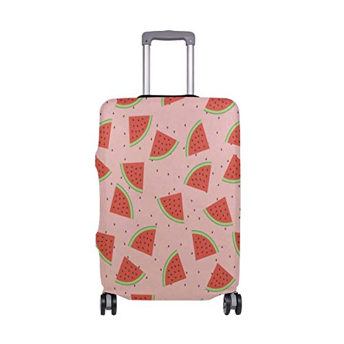 Suitcase Cover Watermelon Summer Luggage Cover Travel Case Bag Protector for Kid Girls