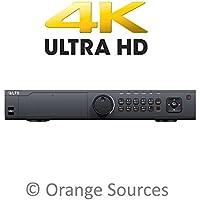 LTS LTN8832K 32CH 4K 3840x2160 HD 256MB Up to 8MP IP Camera 1.5U up to 4 SATA NVR NO HDD