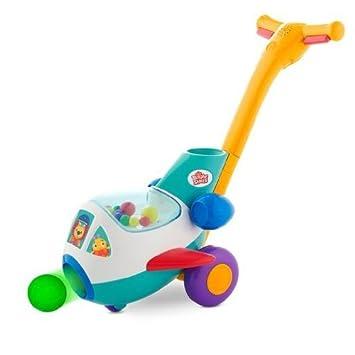 Amazon.com: Bright Starts Get Rollin Jet Popper: Baby