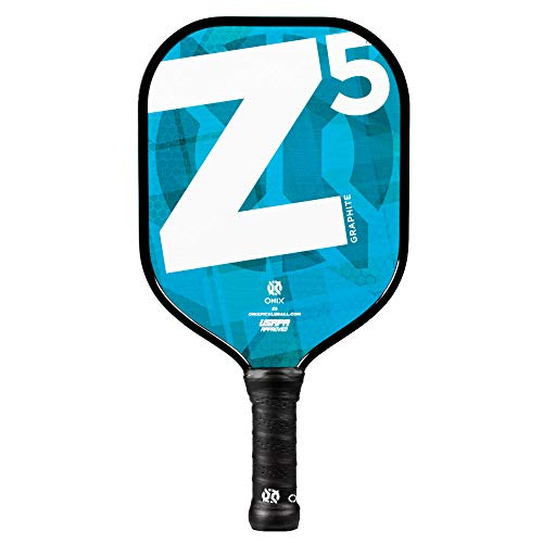 Onix Graphite Z5 Pickleball Paddle - Mod Blue