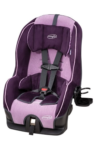 Evenflo Tribute Convertible Baby Car Seat Kristy