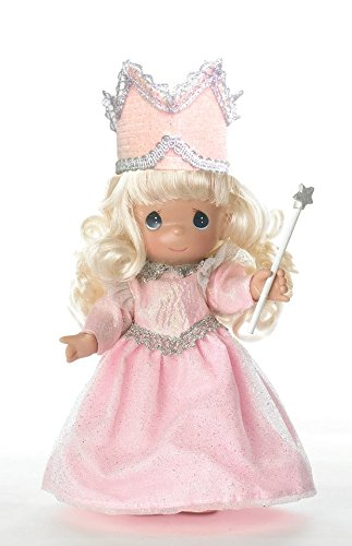 - Precious Moments Dolls by The Doll Maker, Linda Rick, Glinda, Good Witch, Witch-Ful Thinking, Wizard of Oz, 7 inch Doll