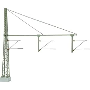 Viessmann 4161. Catenaria brazo suspension 3 vias