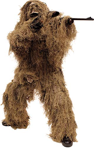 9005384 Red Rock Gear Ghillie Suit 5Piece Desert Medium/Large