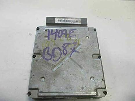 Amazon com: Engine ECM Control Module 00-01 Ford F150 Pickup