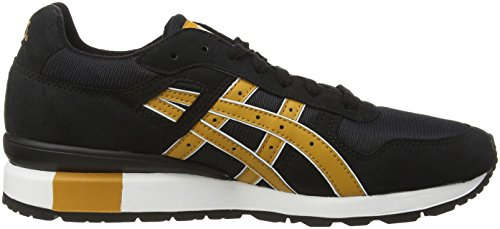 Asics Noir Gt Mixte Sneakers Adulte ii tan black 9071 Basses rrY4q
