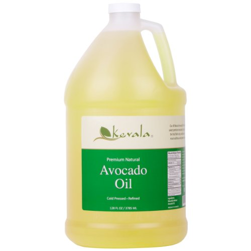 Price comparison product image Kevala Avocado Oil,  128 Fluid Ounce