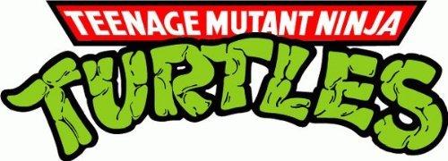Teenage Mutant Ninja Turtles Cartoon Car Bumper Sticker Decal 6