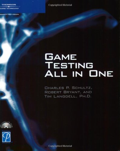 Game Testing All in One (Game Development Series)