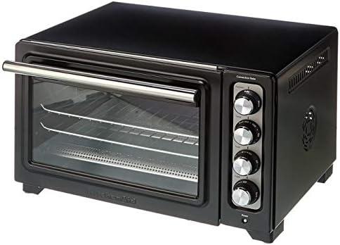 Amazon Com Kitchenaid 12 Inch Compact Convection Countertop Oven Black Matte Kco253q2bm Appliances