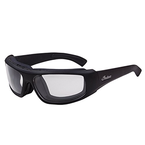 Indian Motorcycle Black Performance Men's - Mechanical Sunglasses