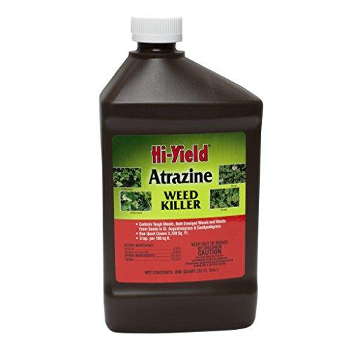 Hi-Yield Atrazine Weed Killer (Atrazine Weed Killer For St Augustine Grass)