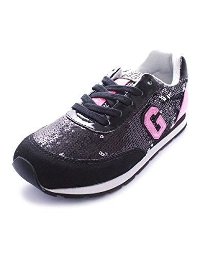 Gioseppo Taste filles, suède, sneaker low