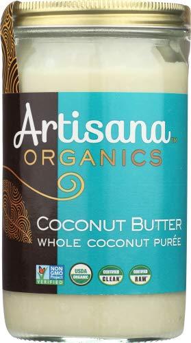 Artisana Nut butter Coconut Raw Org (Pack of 4)