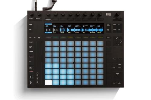 Ableton Push 2 Software Controller Instrument by Ableton
