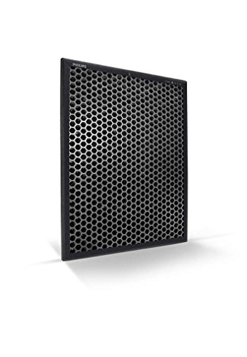Philips Air NanoProtect Active Carbon Replacement Filter Purifier Series 2000 and 2000i, pcs810, Brown807