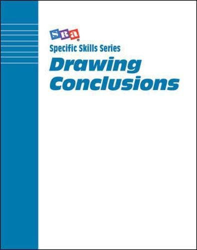 Specific Skill Series, Drawing Conclusions Book D