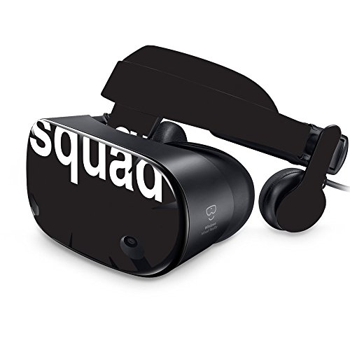 MightySkins Skin For Samsung Odyssey VR - Squad | Protective, Durable, and Unique Vinyl Decal wrap cover | Easy To Apply, Remove, and Change Styles | Made in the USA by MightySkins