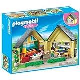 PLAYMOBIL (プレイモービル) Dollhouse (ドールハウス) プレイセット ブロック おもちゃ (並行輸入)