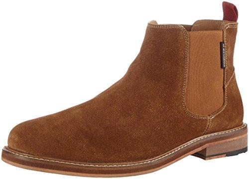 Ben Sherman Herren Deon Chelsea Boots Braun (Tobacco)