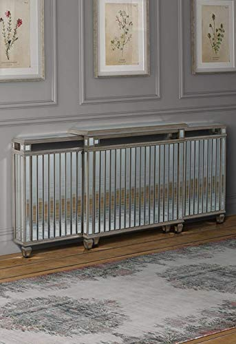 Miraculous Stunning Mirrored Radiator Cover Venetian Glass Furniture Download Free Architecture Designs Scobabritishbridgeorg