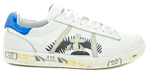 3100 45 Sneaker Men's Andy White Leather PREMIATA Tgq5On